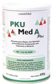 Leite Infantil - ComidaMed - PKUMed A Plus - 500g