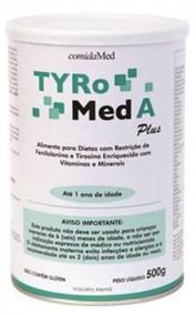 Leite Infantil - ComidaMed - TYRoMed A Plus - 500g