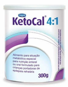 Leite Infantil - Danone - KetoCal - 300g
