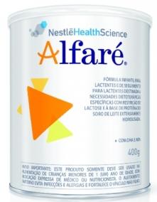 Leite Infantil - Nestlé - Alfaré - APLV Soja - 400g