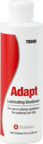 Desodorante - Hollister - Adapt - Lubrificante para Bolsa de Colostomia - 236ml - unidade