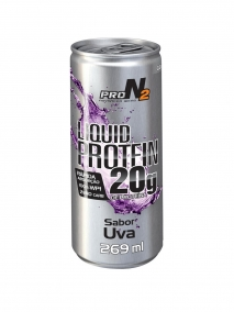 Liquid Protein - Proteína Líquida -  269 ml