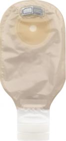 Bolsa de Colostomia - Hollister - Lock'n Roll - com Filtro Carvão - 2 Peças - 10 unidades