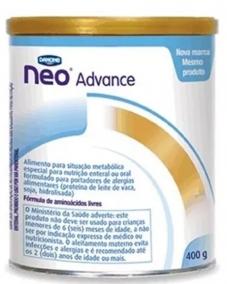 Leite Infantil - Danone - NeoCate Advance - 400g