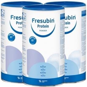 Módulo de Proteína - Fresenius - Fresubin Protein Powder - 300g - Kit 3 unidades
