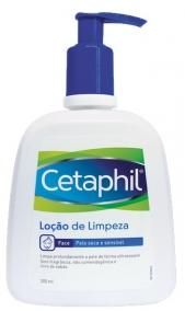 Loção de Limpeza - Cetaphil - Para Pele Seca e Sensível 300ml