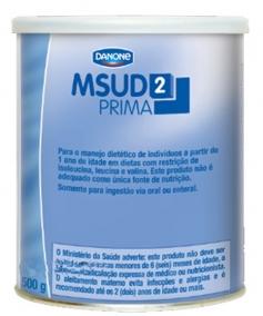 Leite Infantil - Danone - MSUD 2 Prima - 500g