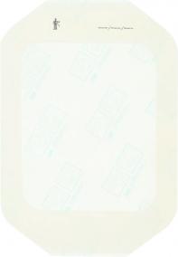Curativo - 3M - Tegaderm Film Transparente - Fixação e Proteção - unidade