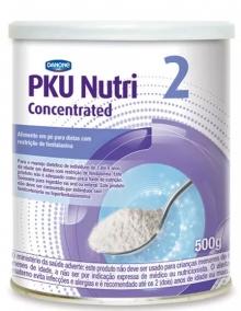 Leite Infantil - Danone - PKU Nutri Concentrated 2 - 500g