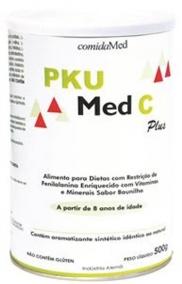Leite Infantil - ComidaMed - PKUMed C Plus - 500g