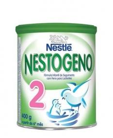 Leite Infantil - Nestlé - Nestogeno 2 400g