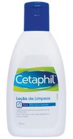 Loção de Limpeza - Cetaphil - Para Pele Seca e Sensível - 120g