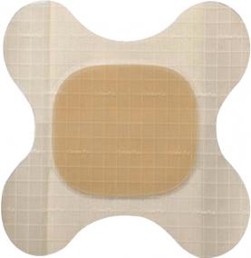 Curativo - Coloplast - Comfeel Plus Contorno - Hidrocolóide com Alginato