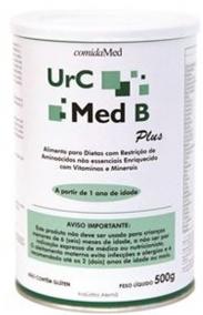 Leite Infantil - ComidaMed - UrCMed B Plus - 500g