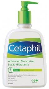 Loção Hidratante - Cetaphil - Advanced - Para Pele Seca e Sensível 473ml