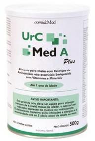 Leite Infantil - ComidaMed - UrCMed A Plus - 500g