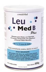 Leite Infantil - ComidaMed - LeuMed B Plus - 500g