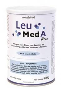 Leite Infantil - ComidaMed - LeuMed A Plus - 500g