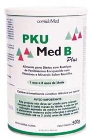 Leite Infantil - ComidaMed - PKUMed B Plus - 500g