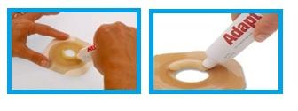 Modo de usar Adapt Pasta Protetora Hollister